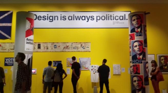 Hope to Nope, Design Museum. London 2018 ©Paola Cacciari