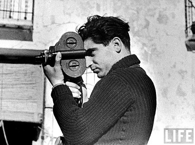 Robert Capa by GerdaTaro 1936