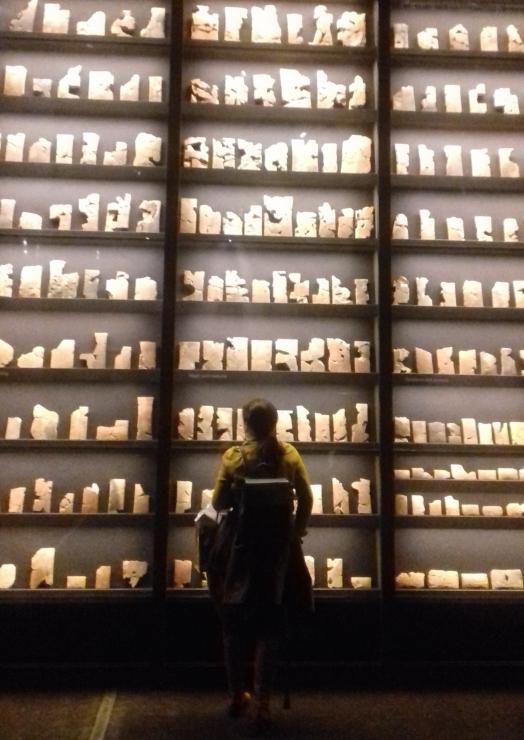 British Museum. London, 2018 ©Paola Cacciari