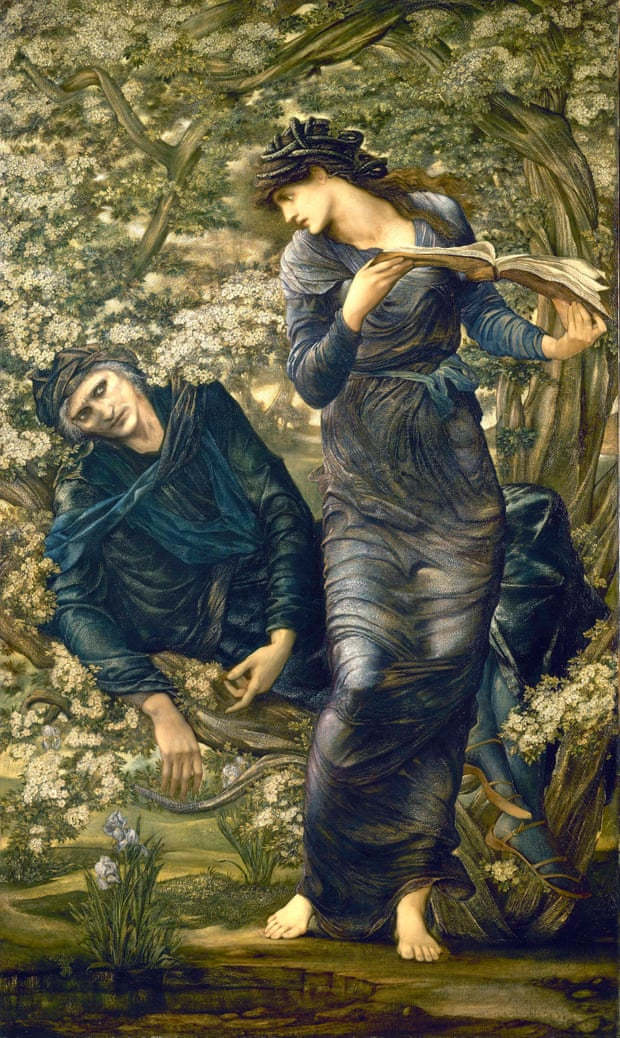 The Beguiling of Merlin, 1872–7 by Edward Burne-Jones. Photograph: National Museums Liverpool, Lady Lever Art Gallery