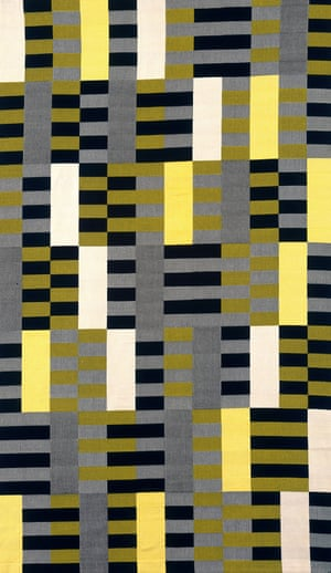 Anni Albers © 2018 The Josef and Anni Albers Foundation/Artists Rights Society (ARS), New York/DACS, London