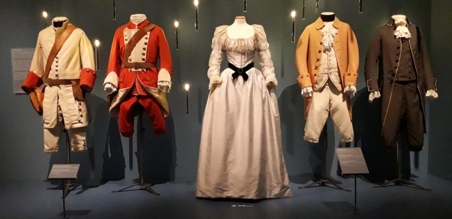 Costume for Barry Lyndon. Stanley Kubrick The Exhibition, Design Museum. London 2019 © Paola Cacciari