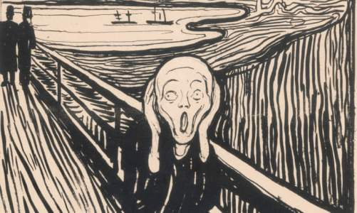 The Scream, Oslo's Munch museum. Photograph Thomas Widerberg Courtesy British Museum
