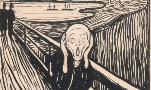 The Scream, Oslo's Munch museum. Photograph Thomas Widerberg Courtesy British Museum