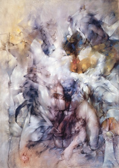 Dorothea Tanning Insomnies (Insomnias) 1957