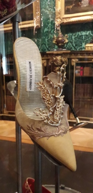 Manolo Blahnik at The Wallace Collection. London 2019 © Paola Cacciari