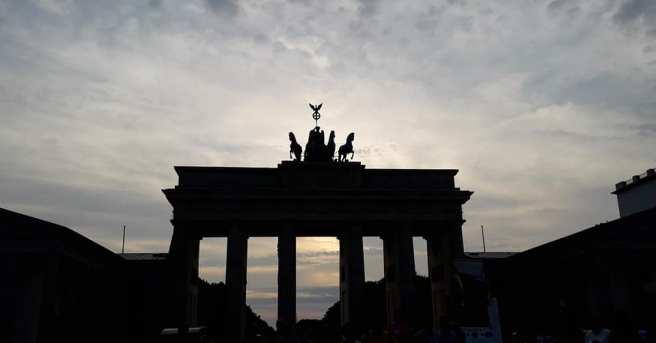 Brandenburg Gate, Berlin. 2019 © Paola Cacciari