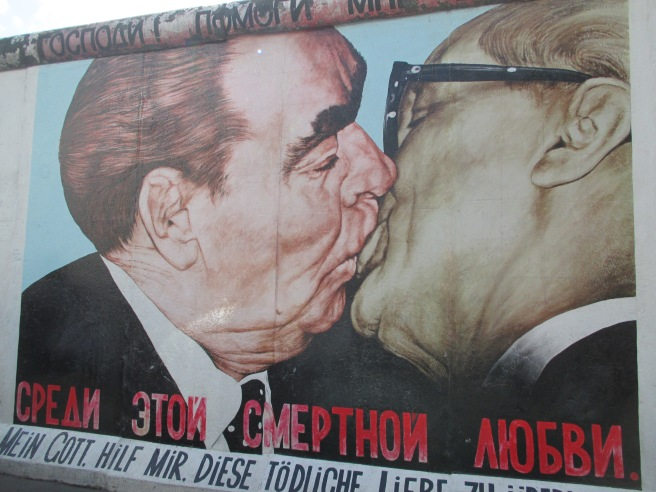 East Side Gallery, Berlin 2019 © Paola Cacciari