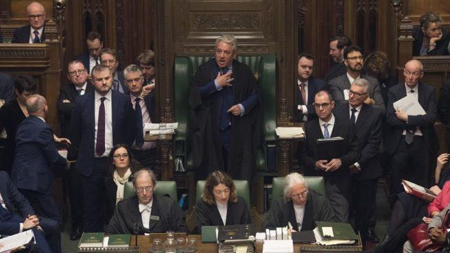 John Bercow Credit UK Parliament Mark Duffy (2)