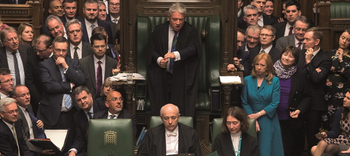 John Bercow Credit UK Parliament Mark Duffy