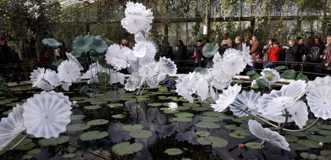 Kew Gardens Chihuli (4)
