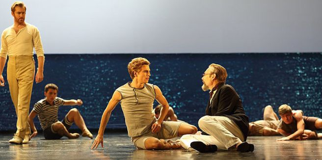 Britten: Death in Venice - Leo Dixon and Mark Padmore. Royal Opera