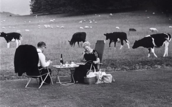 Glyndebourne, 1967 by Tony Ray-Jones