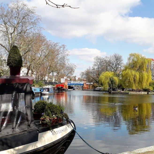 Little Venice. London 2021 © Paola Cacciari
